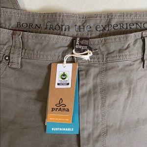 PrAna - Bronson Lined Pant - Men's size 40